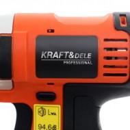"Pistol impact 18V Li-Ion 150Nm 1/2"" X-SERIES KraftDele KD1766"