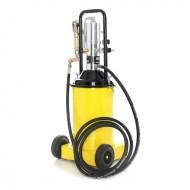 Pompa de gresat actionata pneumatic recipient 12L KraftDele KD1443 TBC