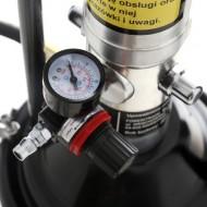 Pompa de gresat actionata pneumatic recipient 15L KraftDele KD1444 TBC