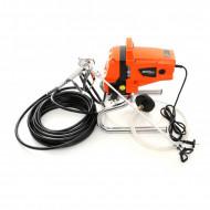 Pompa zugravit vopsit airless electrica cu piston 8kW KraftDele KD1744
