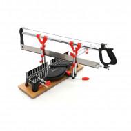 RESIGILAT Fierastrau manual cu suport 550mm pentru taiere la unghi KD598