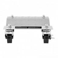 Role dispozitiv de mutare roti blocate 680Kg MSW-HR-680 MSW Germania