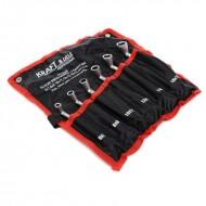 Set chei inelare combinate 6 piese 6-17mm KraftDele KD10928 TBC