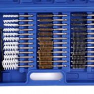 Set de 38 perii pentru cuiburi injectoarele si bujiile incandescente TA4125 TAGRED