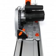 Sina de ghidare pentru circular de mana 2x700mm KraftDele KD10196