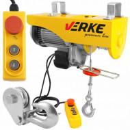 Macara electrica (electropalan) 500/1000 kg, 1600W VERKE V06053
