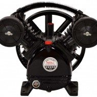 Cap compresor de aer cu 2 pistoane 4.0kW 480L/min KraftDele KD1403 TBC