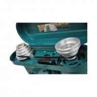 Bormasina de banc BESTCRAFT EC510, 1550W, 2650 rpm, 5 trepte de viteza, verde-griu, 13mm