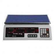 Cantar masa cu afisare pret 30 Kg / 2g Alb LED SBS-PW-302W Steinberg 10030335