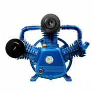 Cap compresor de aer cu 3 pistoane compresie in doua etape 900l/min 12.5 bari BARRACUDA 3090TS BLUE EDITION B-AC3090TS
