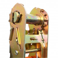 Chinga de ancoraj cu clichet si carlig 8m 2tone 35mm KreaftDele KD1332