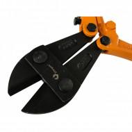 """Cleste fier beton 600mm 24"""" 10mm cu manere ergonomice VERKE V06253"""
