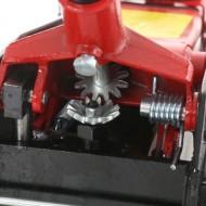 Cric hidraulic auto tip crocodil 3 tone cu pedala KraftDele KD388