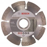 Disc diamantat pentru beton 115mm ECO2 Bosch V-2608602196