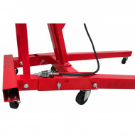 Macara de atelier 2T pentru motor hidraulica pneumatica VERKE V80140