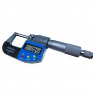 Micrometru digital cu LCD de 0-25mm si precizie 0,004mm VERKE V86007