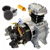 Motor electric cu pompa de aer pentru compresor 24L / 50L B-AC1042+AC0007 Barracuda