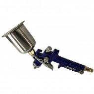 Pistol de vopsit pneumatic 0.8 mm pahar 125ml H2000AL V81299 VERKE