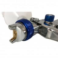 Pistol de vopsit pneumatic HVLP 1.3mm pahar 600 ml V81295 Verke