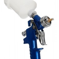 Pistol vopsire pneumatic 1.5 mm pahar 600 ml KraftDele KD10212