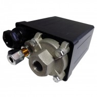 Presostat pentru compresor aer 20A 230V 3-10 bari VERKE V81200