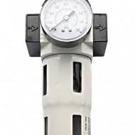 """Reductor cu filtru de apa pentru aer comprimat ADLER AD-FR 1/2"""" MA3125.2"""