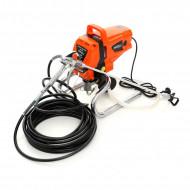 RESIGILAT Pompa zugravit vopsit airless electrica cu piston 8kW KraftDele KD1744 RESIGILAT