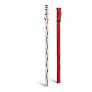 Rigla gradata 5m pentru nivela laser din aluminiu mm/cm SBS-NL-5 STEINBERG 10030472