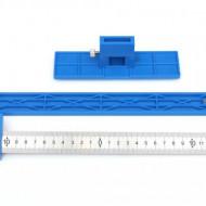 Sablon gaurire dispozitiv de ghidaj de centrare 400mm TA4103 TAGRED