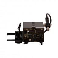 Statie de lipit cu aer cald Rework SMD 700W 240l/min KraftDele KD861
