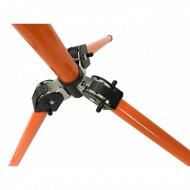 Stativ tip trepied pentru lampa lucru 125cm VERKE V87540