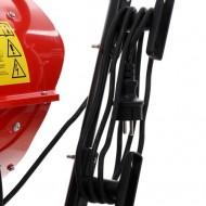Tun de Caldura pe DISEL -65 KW Termostat KraftDele KD11713 TBC