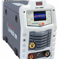 Aparat Sudura Invertor 3in1 BI-PULSE 201 MIG / MAG / PULS / DOUBLE PULSE / FCAW / MMA / TIG LIFT Welder Fantasy 230V