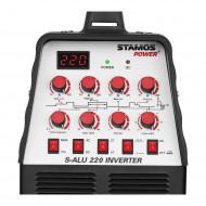 Aparat sudura TIG AC/DC 220A S-ALU Stamos 10020125