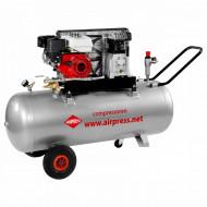 Compresor cu piston AIRPRESS BM 100/330 motor termic 5.5 CP