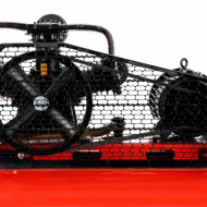Compresor de aer industrial 200L 720l/min 3 cilindri 4.8 kW 380V KD408 KraftDele