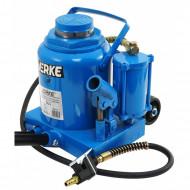 Cric hidraulic tip butelie 50 tone actionat pneumatic V80130 Verke