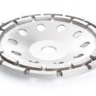 Disc diamantat pentru slefuit 180mm x 22.2mm KraftDele KD1951