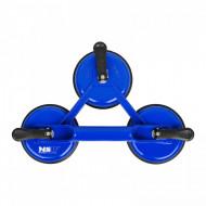 Dispozitiv pentru manipulat sticla 120Kg 3 ventuze MSW-GSL2-120100-3PC 10060785 MSW