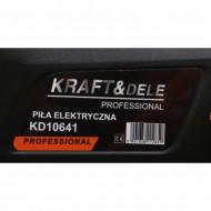 Fierastrau electric cu lant 2800W 395mm 230V KD10641 Kraftdele