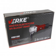 Foarfeca electrica pentru taiat tabla 1500W tip Makita VERKE V08180