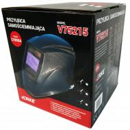 Masca de sudura automata, cu LCD Profesionala VERKE V75215