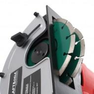 Masina taiat caneluri in zidarie 3100W 10-40mm KraftDele KD1537 TBC