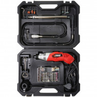 Mini freza electrica 170W 220V 126 piese VERKE V08000