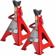 Set 2 bucati Suport Tip Capra 6 tone VERKE PREMIUM LINE V80084