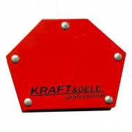 Suport pentru sudura magnetic 1,5cm x 9cm 50lbs KraftDele KD1896