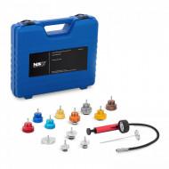 Tester de presiune pentru radiatoare 0-2.5bari 14 elemente MSW-CST-01 MSW 10061063
