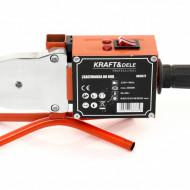 Trusa sudura teva PPR 2900W 20-63mm 12 elemente KreaftDele KD3072