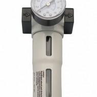 """Reductor cu filtru de apa pentru aer comprimat ADLER AD-FR 1/4"""" MA3128.2"""