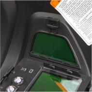 Casca de sudura automata, cu LCD Profesionala VERKE V75216